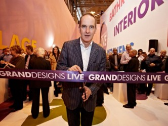 Kevin McCloud Grand Designs Live