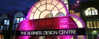 Porphyry at the Business Design Centre London