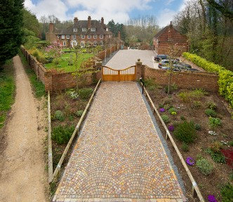 The completed project in Beaconsfield